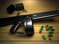 Автоматическое ружьё AA-12