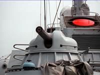 Корабельная арт. установка АК-630