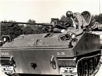 Разведывательная машина M114