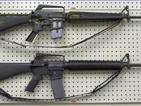 Автоматическая винтовка M16