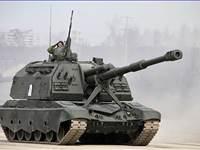 САУ Мста-С 2С19