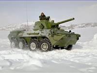 САУ Нона-СВК 2С23