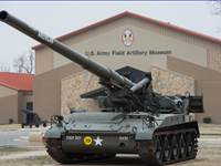 Самоходная артиллерийская установка M107 (САУ)