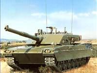 Основной танк C1 Ariete