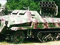 15cm Panzerwerfer 42 Auf.Sf