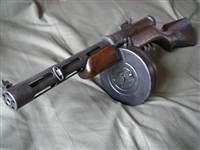 Пистолет-пулемёт Дегтярёва