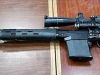 Снайперская винтовка Драгунова крупнокалиберная (СВДК)