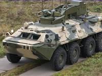 Модификации БТР-80
