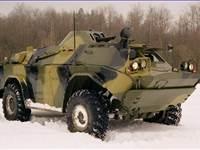 БРДМ-2 (Бронированная Разведывательно-Дозорная Машина-2)