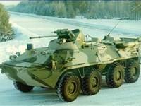 БРДМ-3 (бронированная разведывательно-дозорная машина)