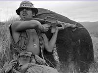 Использование, оценки и перспективы винтовки М-16