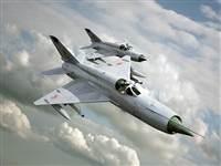 Самолет МиГ-21