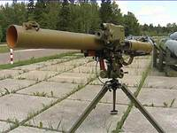 Гранатомёт противотанковый ручной РПГ-29 «Вампир» 1989