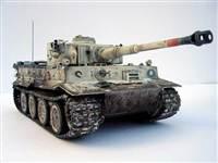 Panzerkampfwagen VI «Tiger I» Ausf E