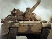 Танк AMX-56 Leclerc