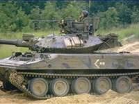 Легкий танк М551 Шеридан