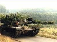 Основной танкM60 Patton