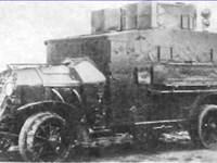 Daimler model 1915
