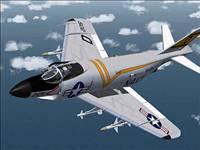 Самолет F-3 Демон
