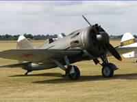 И-16 (ЦКБ-12) «истребитель шестнадцатый»