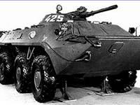 БМП ГАЗ-50