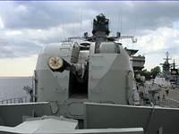 Корабельная артиллерийская установка АК-100