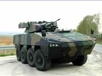 БТР Patria AMV