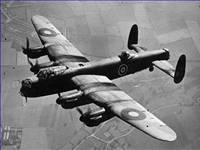 Самолет Avro 683 Lancaster