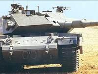 Основной танк Sabra