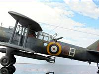 Самолет Fairey Albacore
