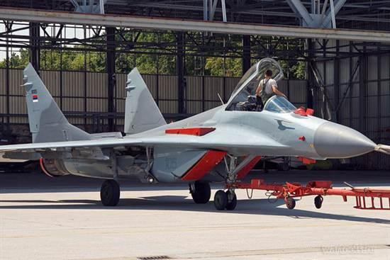 1 истребитель миг-29 заводской номер 18114 127-й истребительной эскадрильи рыцари ввс югославии