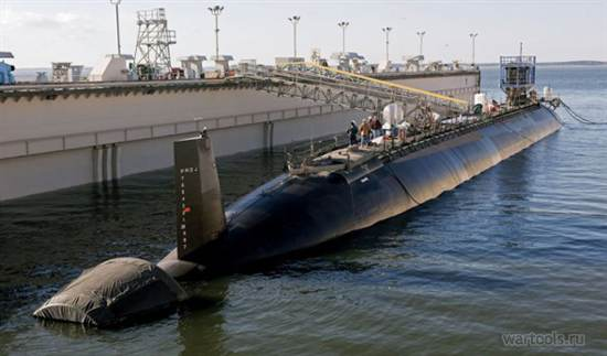 все виды подводных лодок сша