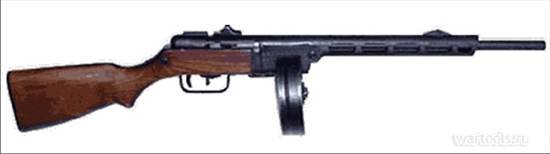 SR-41 Semi-Auto Rifle